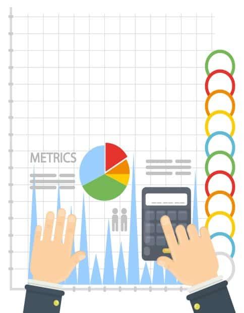 métricas do marketing digital