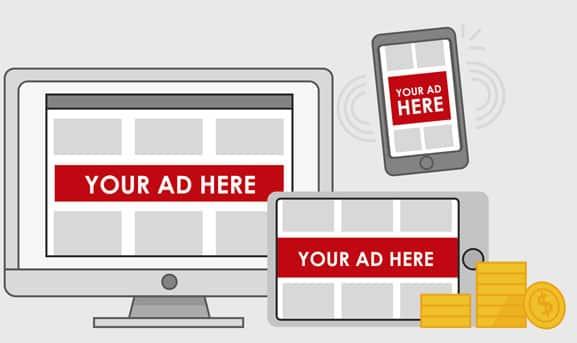 Tipos de publicidade digital que a mercato marketing faz