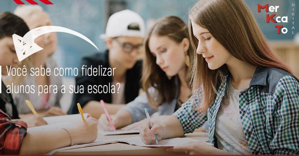 Você sabe como fidelizar alunos para sua escola?
