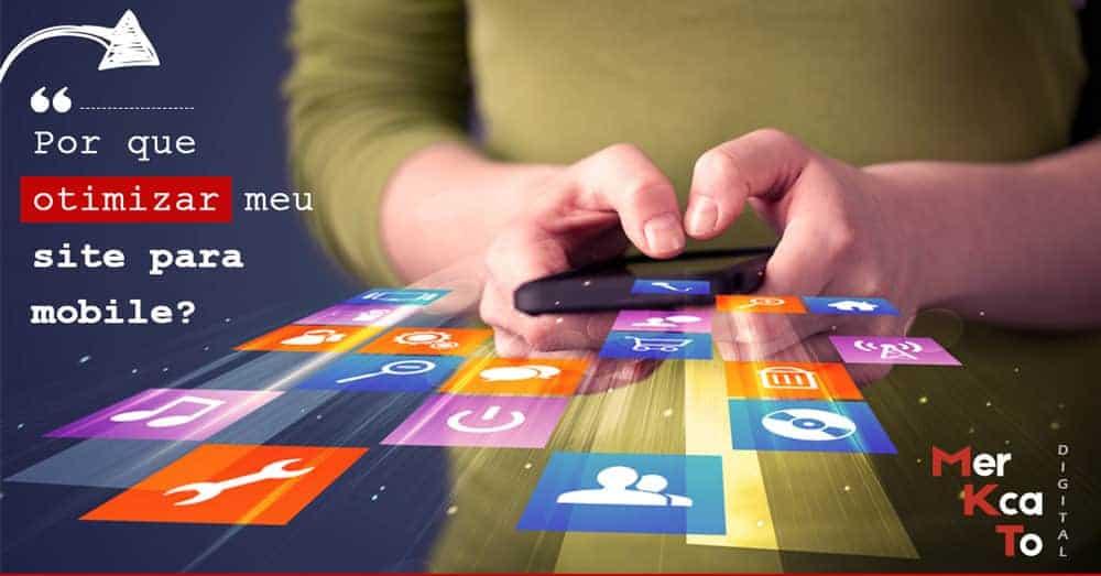 Otimizar o site para Mobile