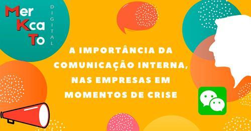 A importancia da comunicação interna em tempos de crise